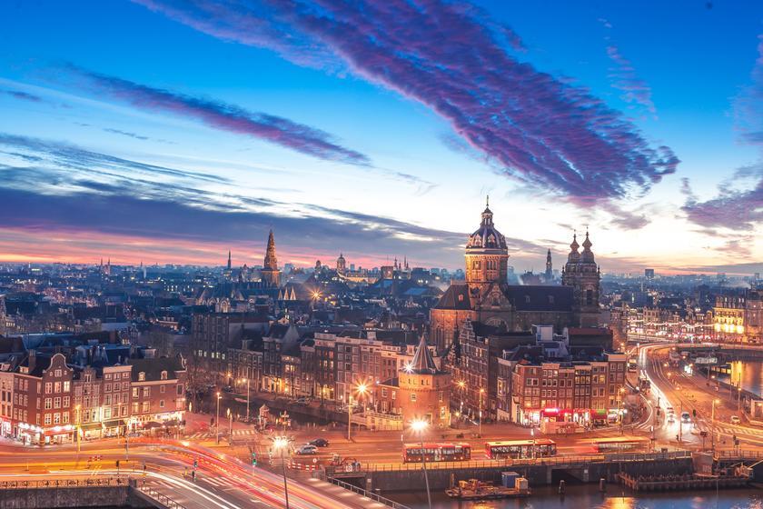 Viaje en autocaravana por Bélgica y Holanda