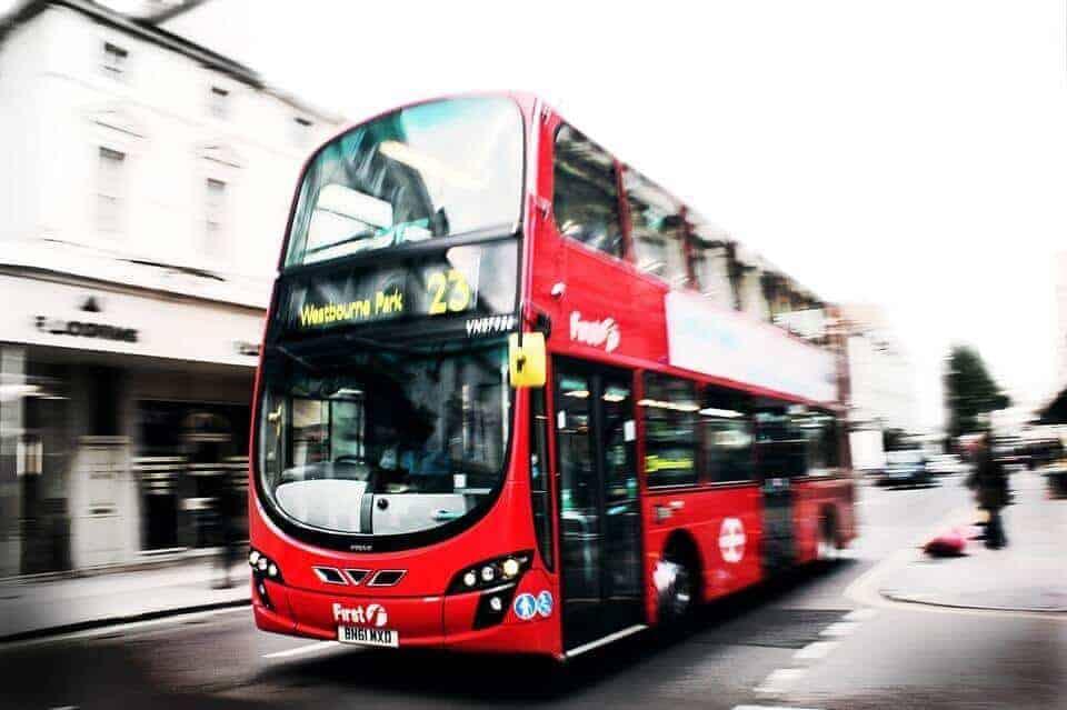 Seguridad para Autobuses