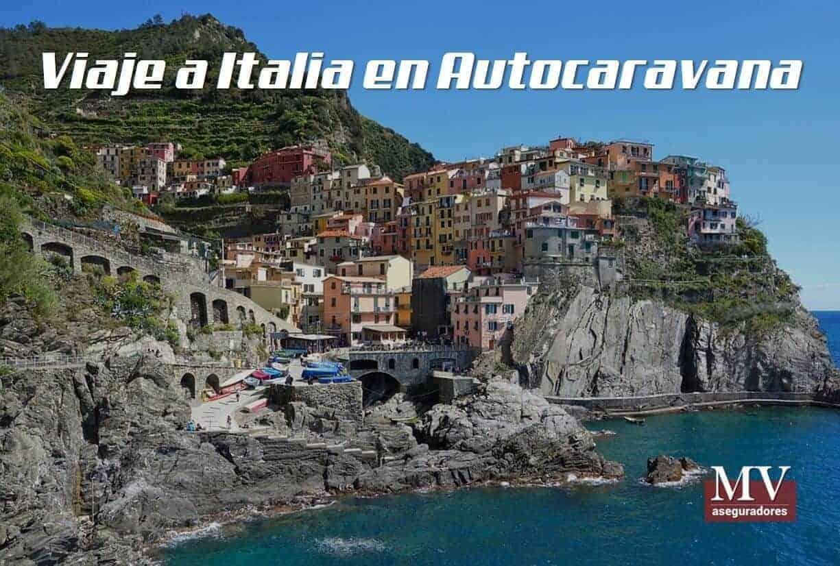 Viaje a Italia en Autocaravana