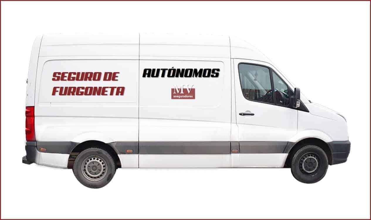 seguros de furgonetas para autonomos