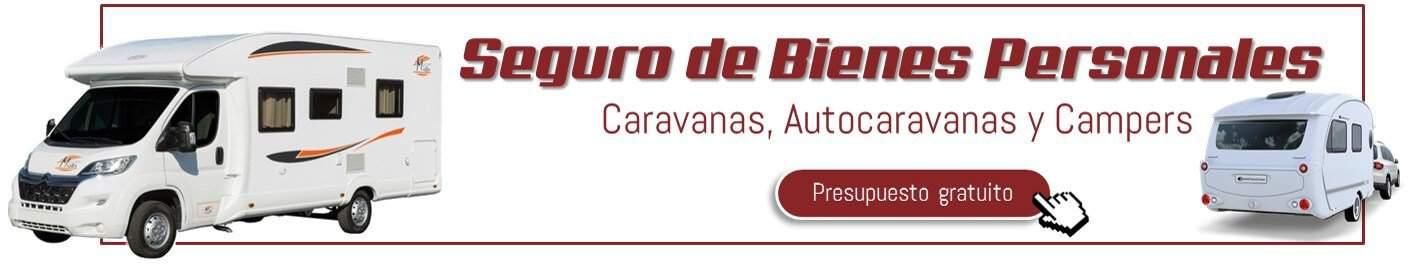 seguro de bienes personales autocaravanas