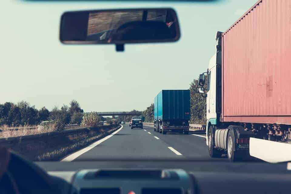 viajar con niños en camiones