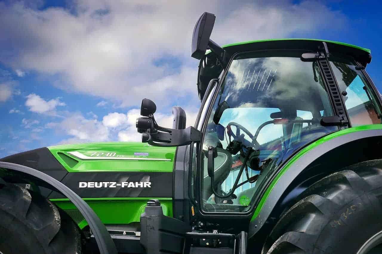 seguro de maquinaria agrícola