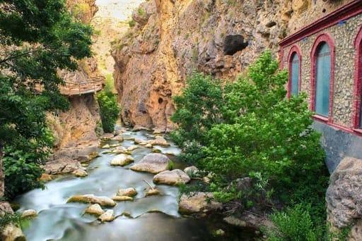 castril rio