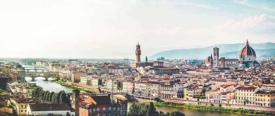 Viajar por Italia en autocaravana