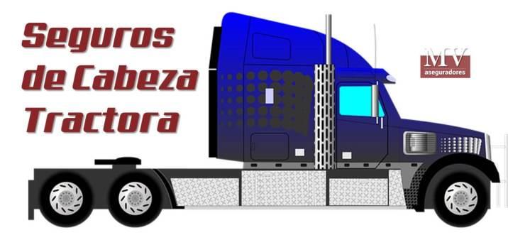 seguros baratos para cabezas tractoras