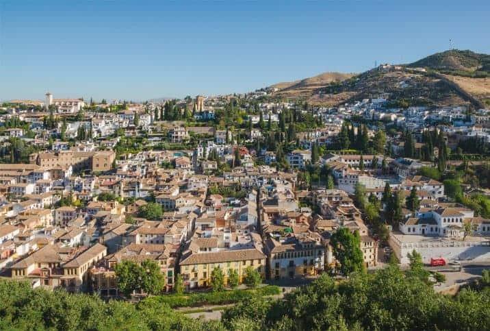 viajar en autocaravana a Granada 3