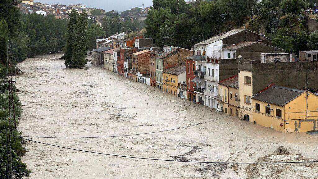 Agroseguro empieza a pagar indemnizaciones por la DANA de septiembre