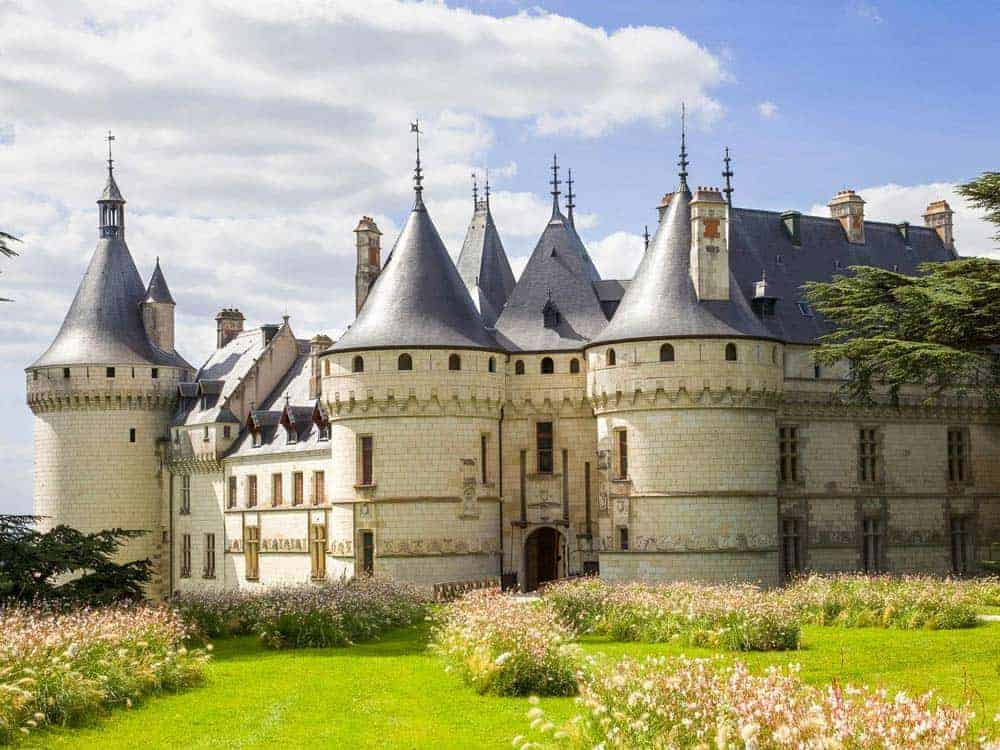 Ruta por los Castillos de Loira en autocaravana